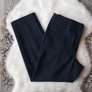 NEW LOFT Marisa Slim Straight Wool Trouser Pants